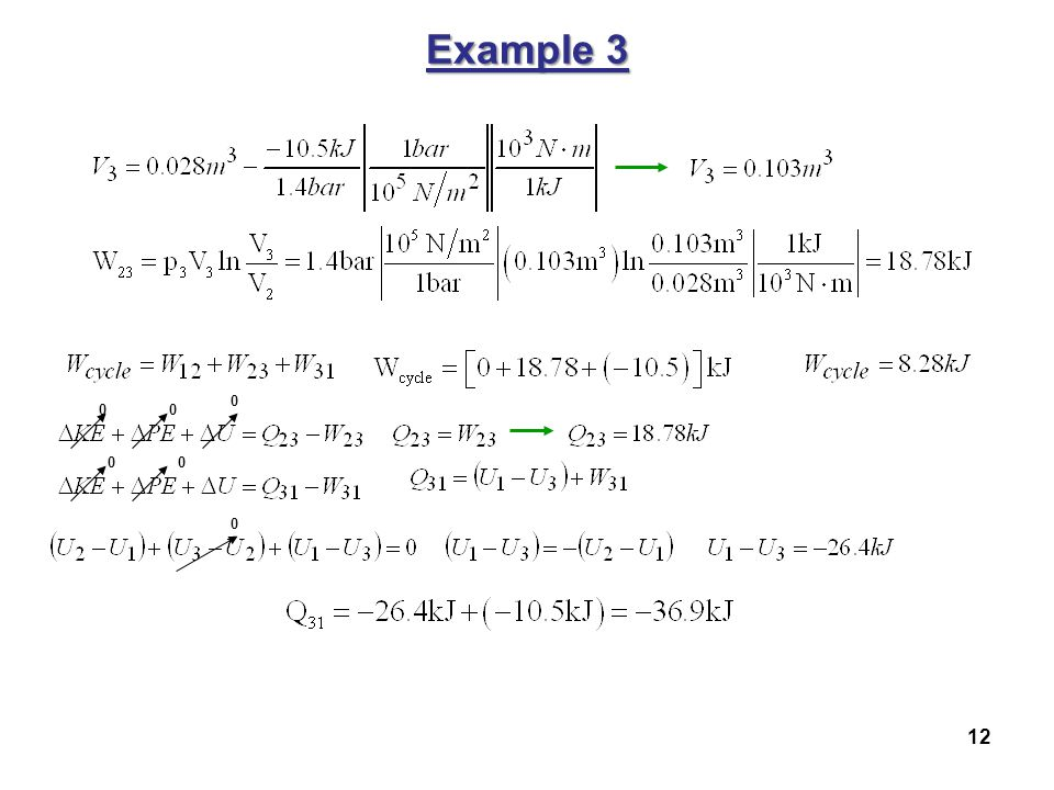 Example 3 12