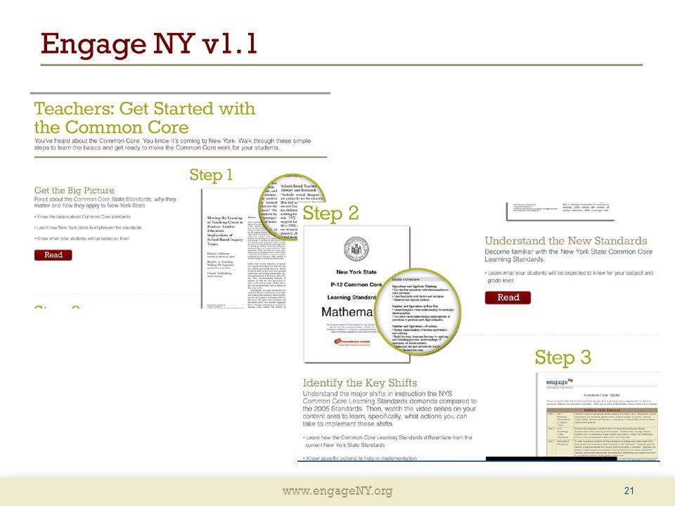 Engage NY v1.1