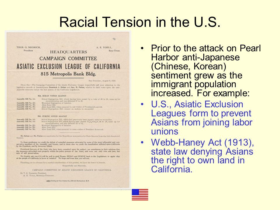 Racial Tension in the U.S.