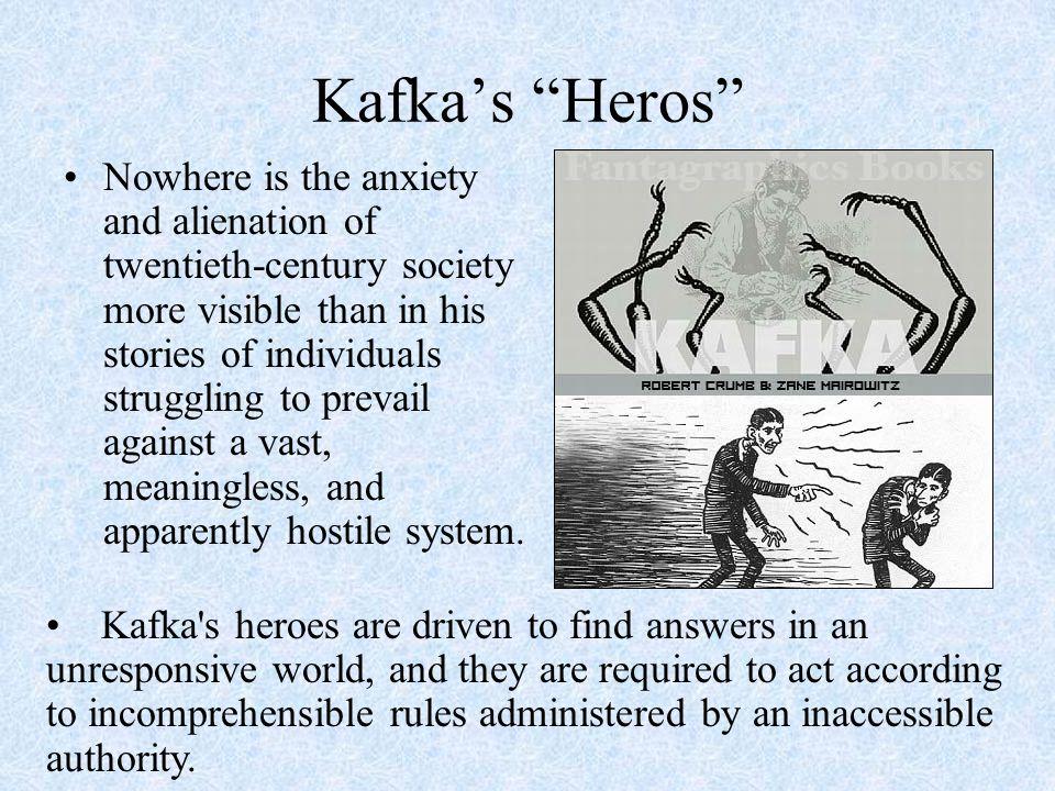 Kafka's Heros