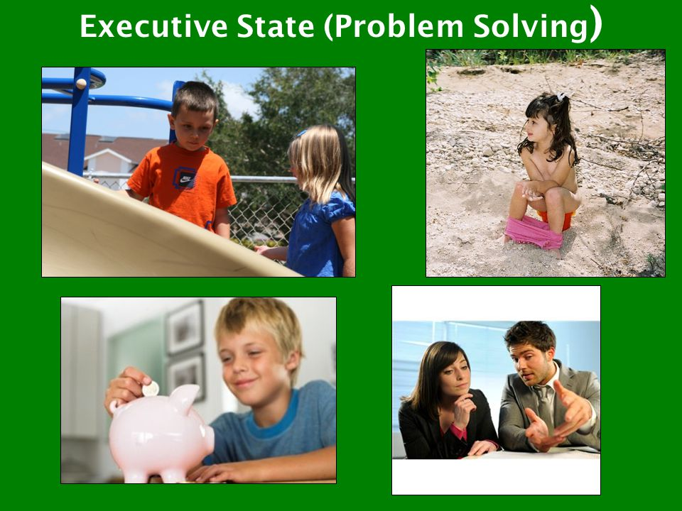 Executive State (Problem Solving)