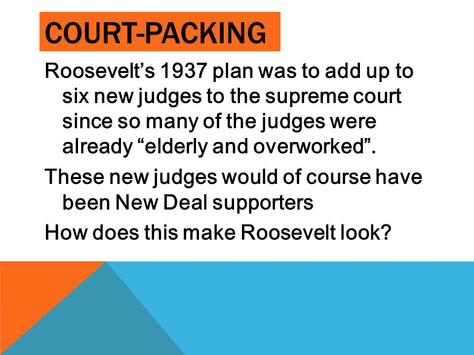 COURT-PACKING
