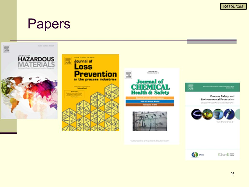 Papers Resources Peer-Reviewed Journal Papers
