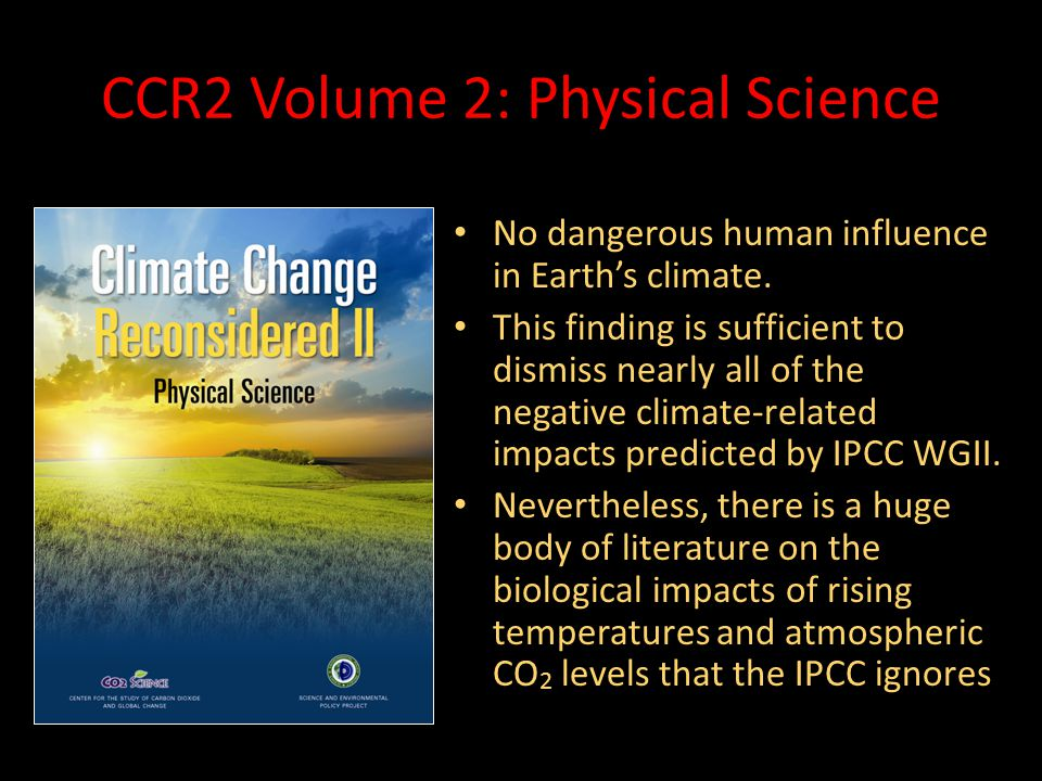 CCR2 Volume 2: Physical Science