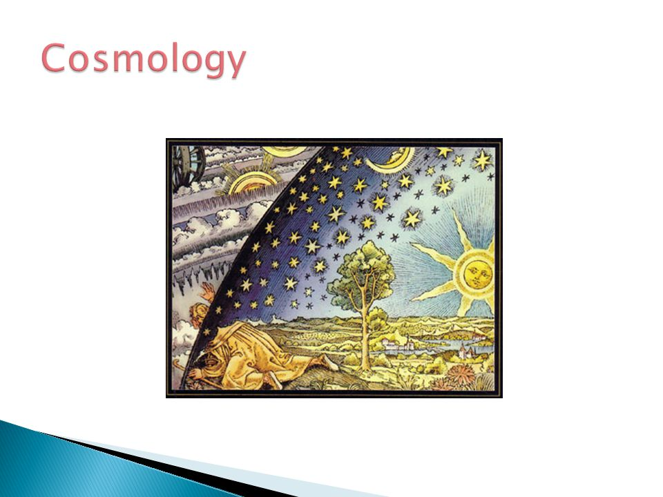 Cosmology First published in Weltall and Menschheit (1907) edited by Hans Kraemer