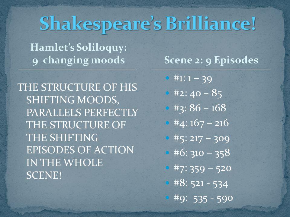 Shakespeare's Brilliance!