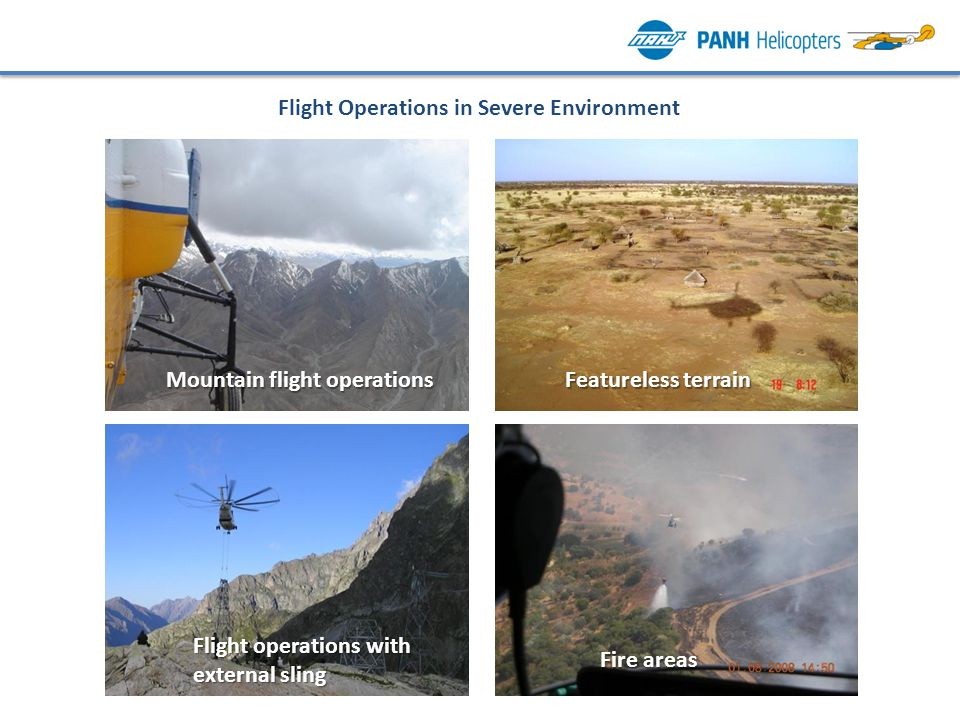 Flight Operations in Severe Environment