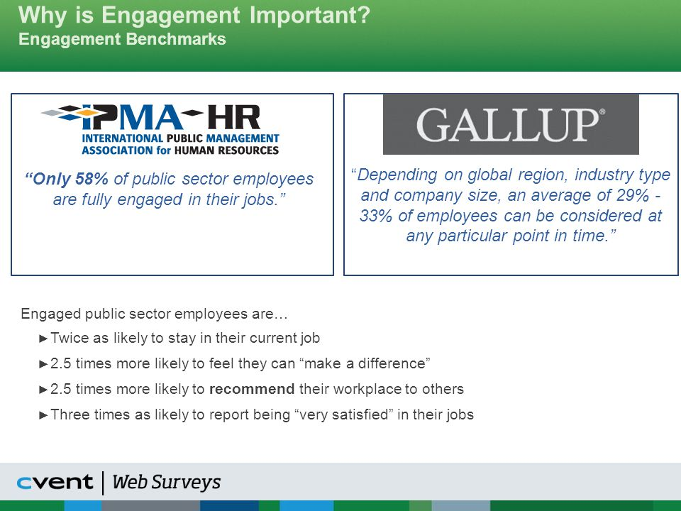Why is Engagement Important Engagement Benchmarks