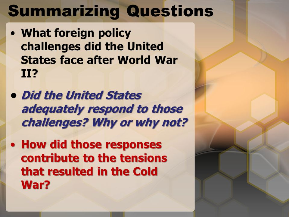 Summarizing Questions