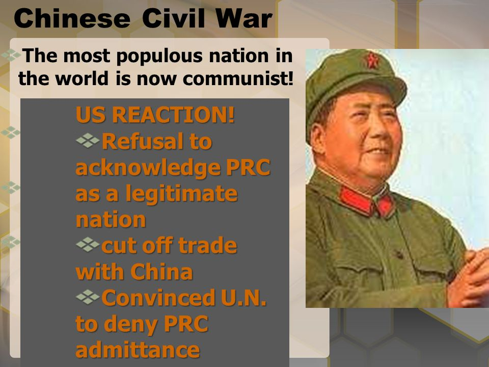 Chinese Civil War US REACTION!