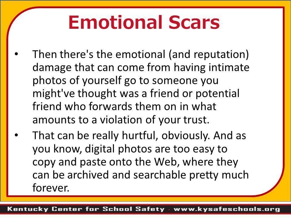 Emotional Scars