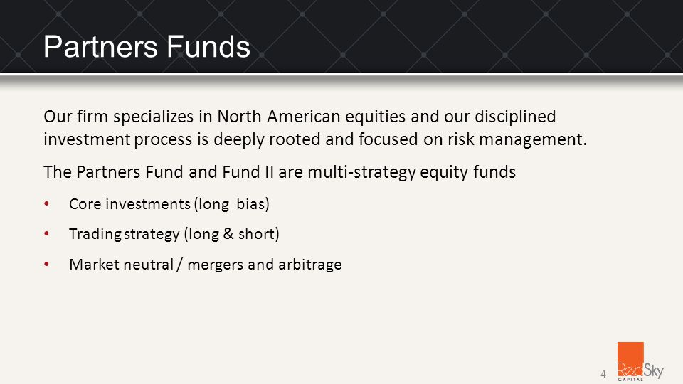 Partners Funds