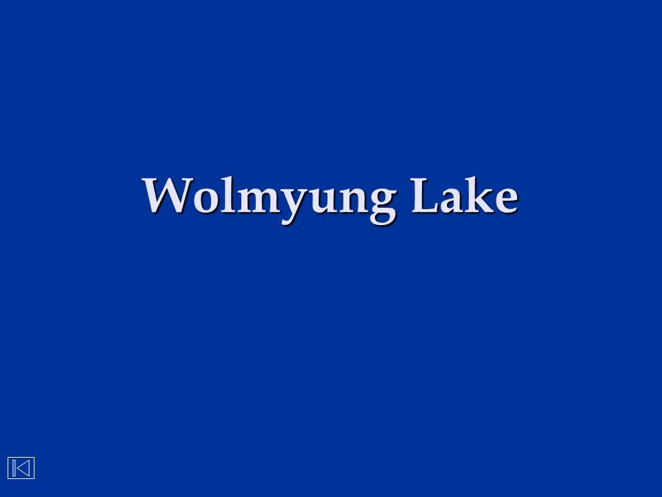 Wolmyung Lake