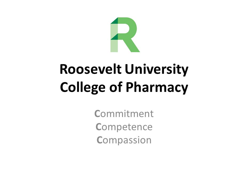 Roosevelt University College of Pharmacy