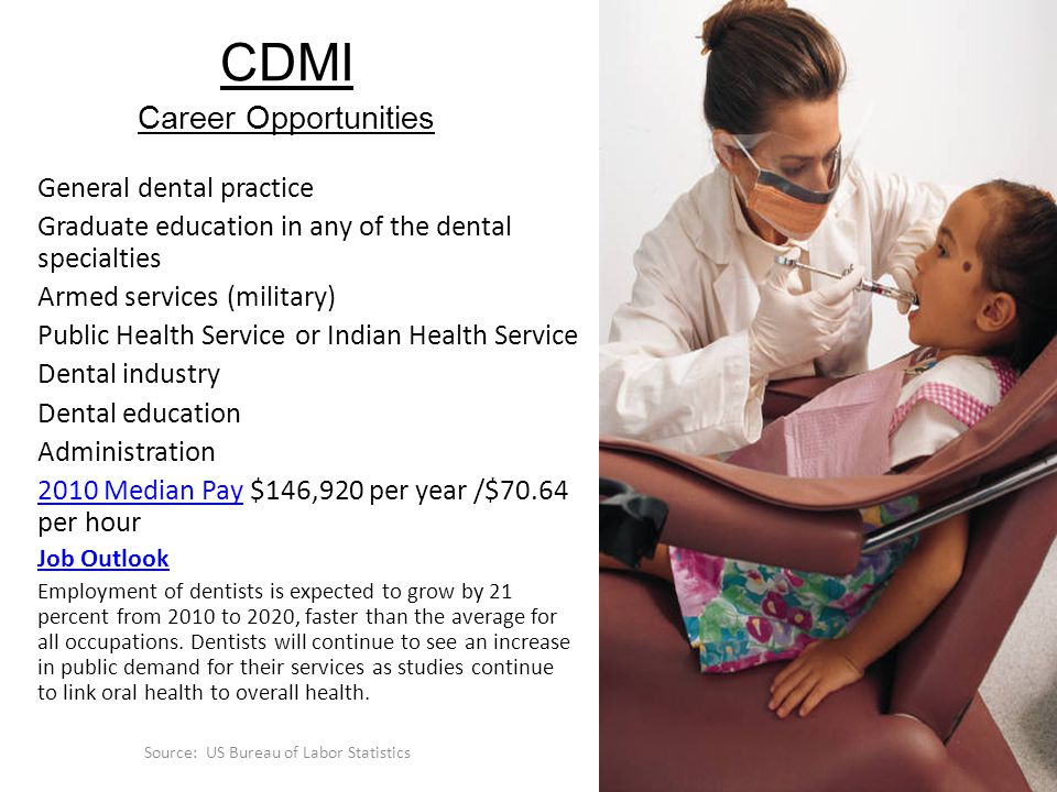 CDMI Career Opportunities