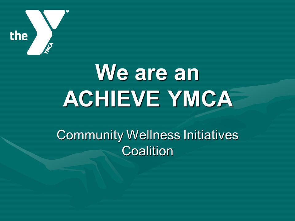 Community Wellness Initiatives Coalition