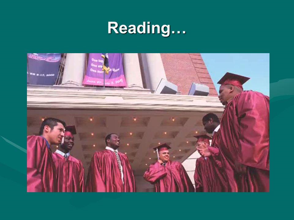 Reading…