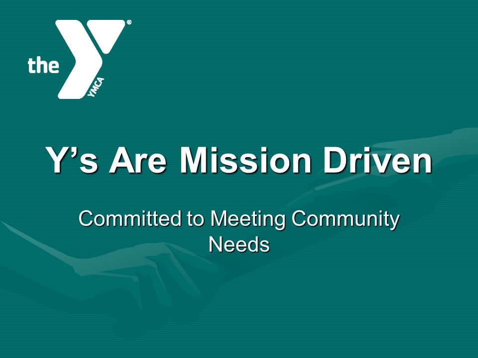 Committed to Meeting Community Needs