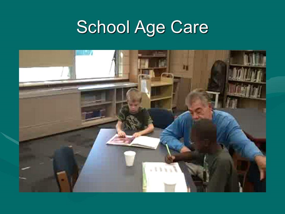 School Age Care