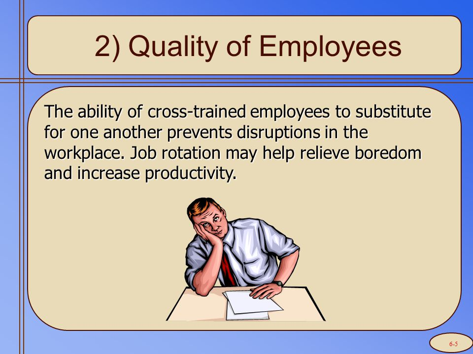 3) Bonded Employees