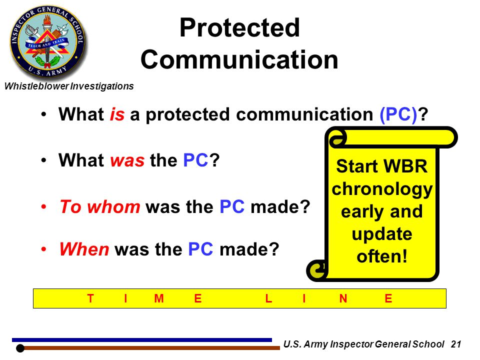 Protected Communication