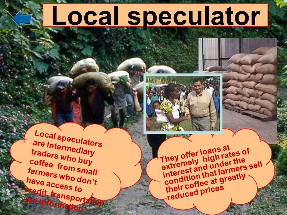 Local speculator