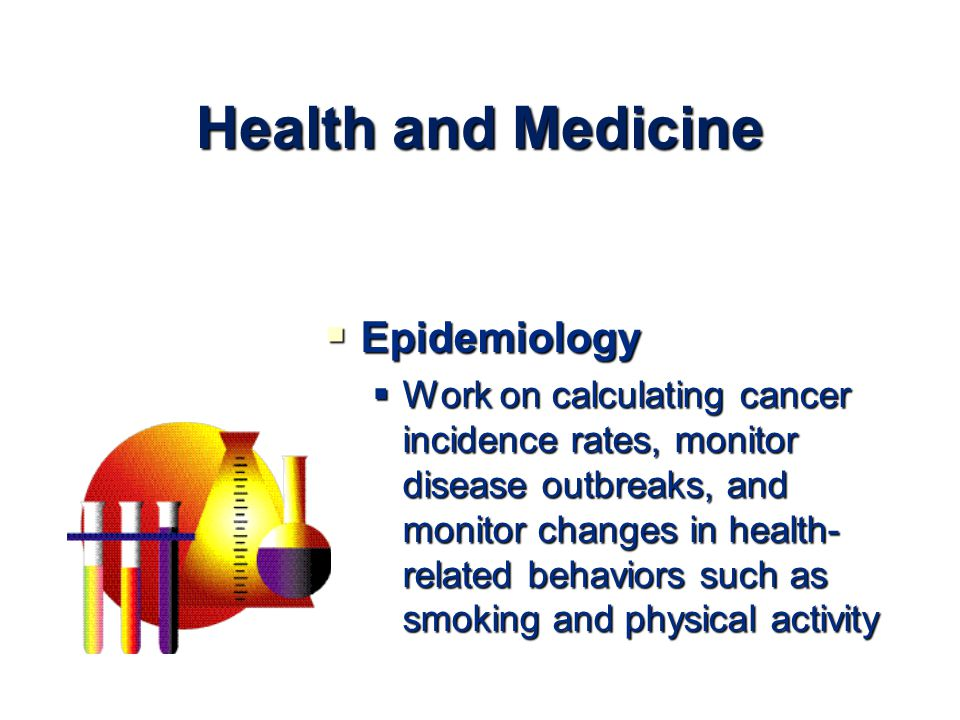 Health and Medicine Epidemiology