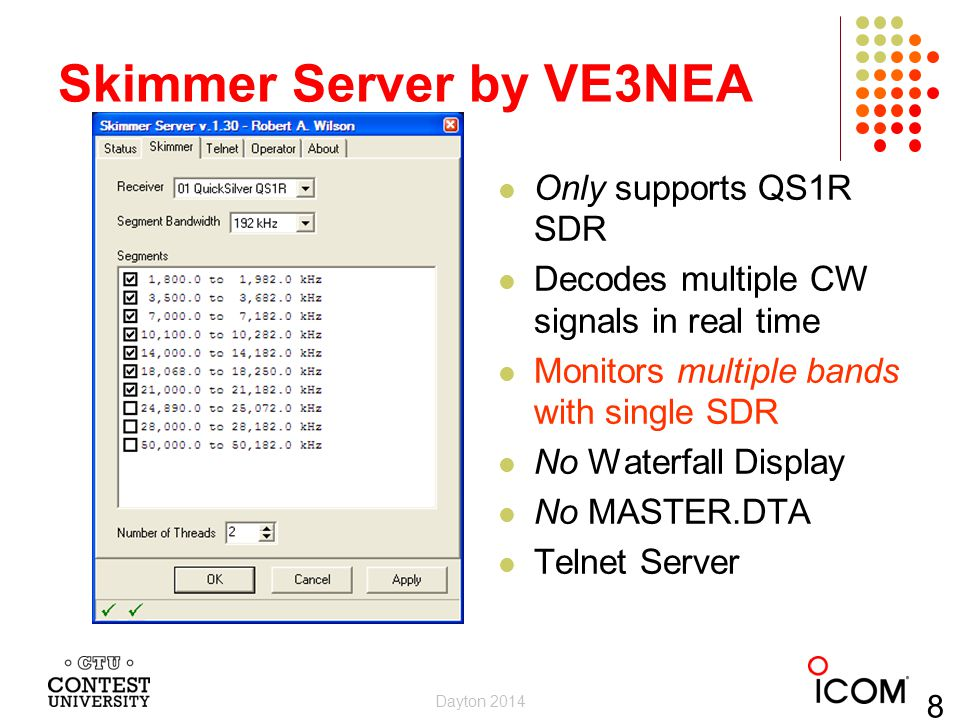 Skimmer Server by VE3NEA