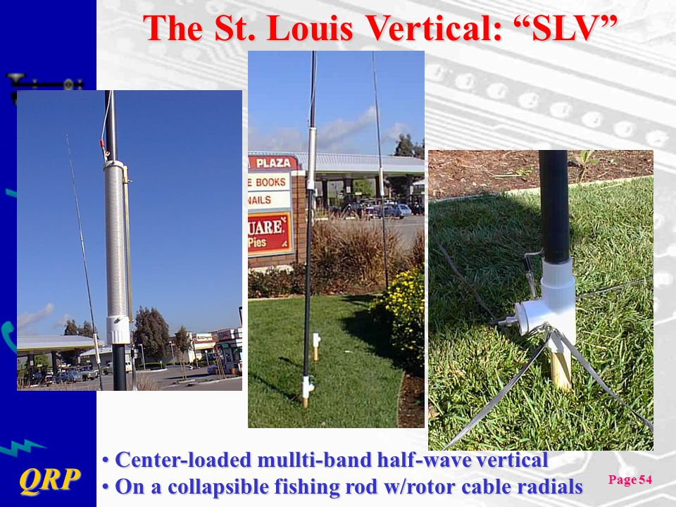 The St. Louis Vertical: SLV