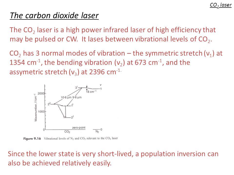 The carbon dioxide laser