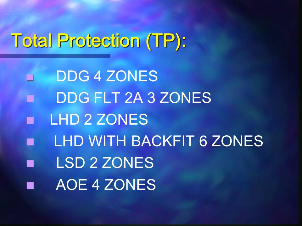 Total Protection (TP):