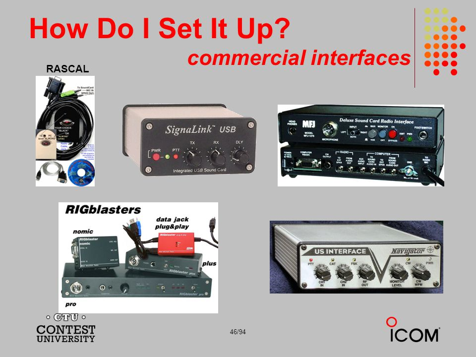 How Do I Set It Up commercial interfaces