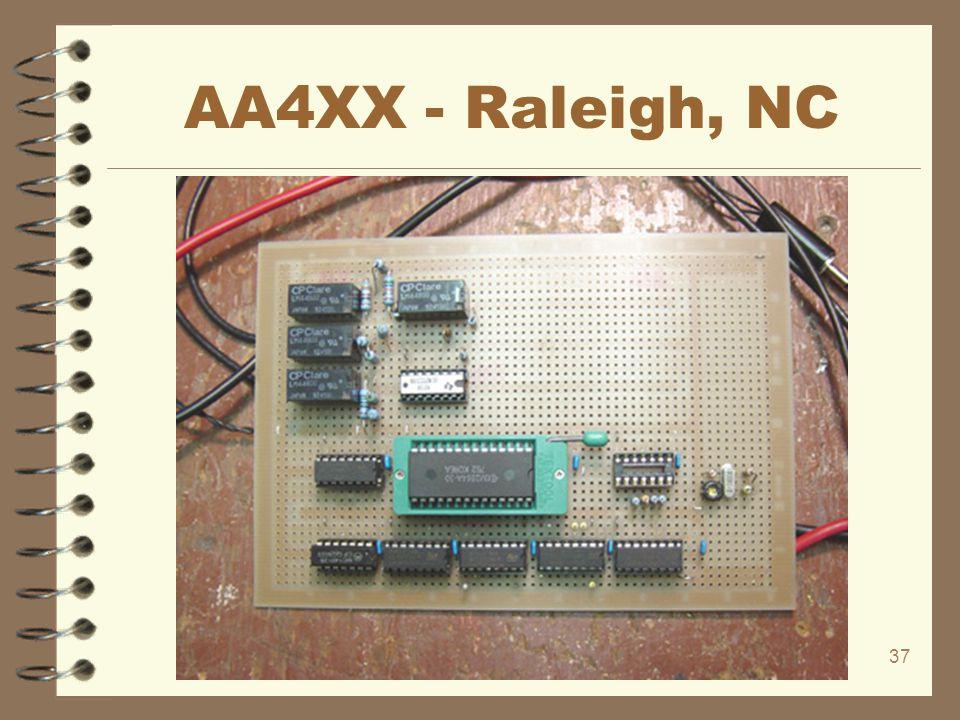 AA4XX - Raleigh, NC