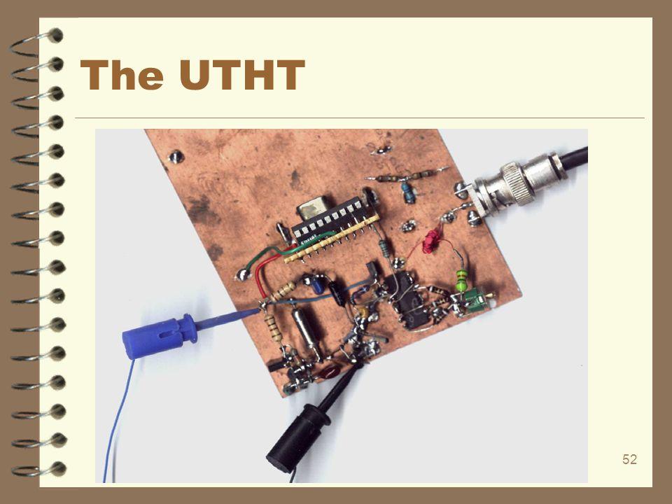 The UTHT