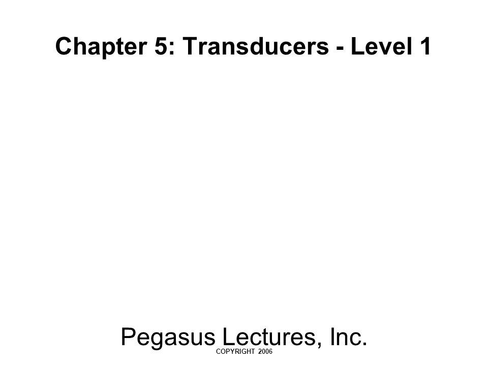 Chapter 5: Transducers - Level 1