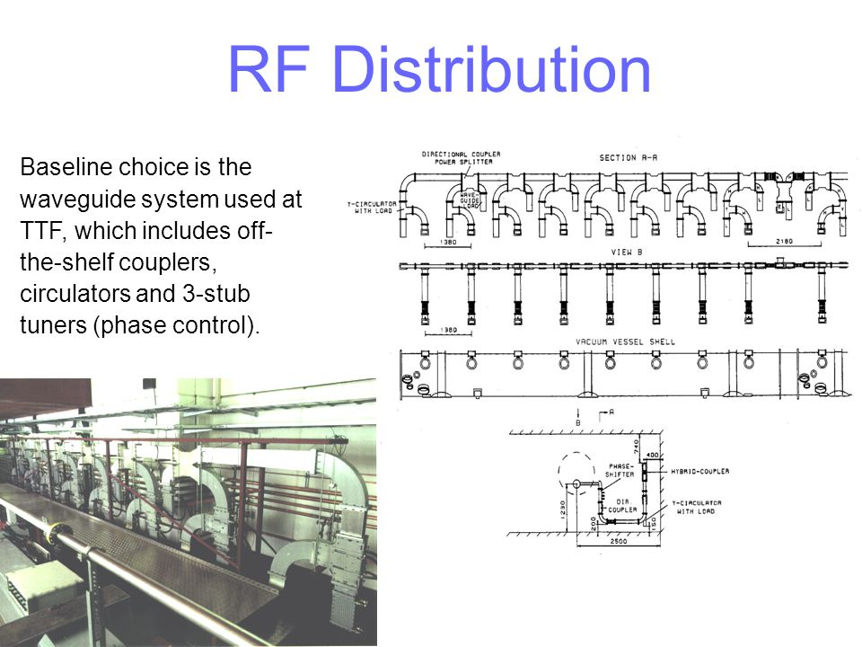 RF Distribution