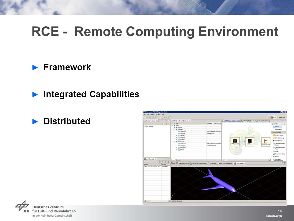RCE - Remote Computing Environment