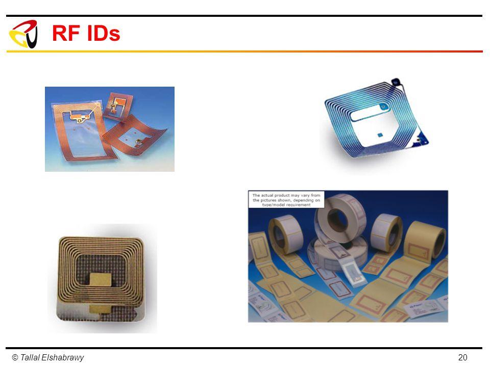 RF IDs