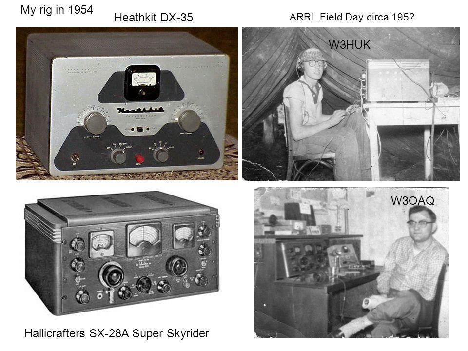 Hallicrafters SX-28A Super Skyrider