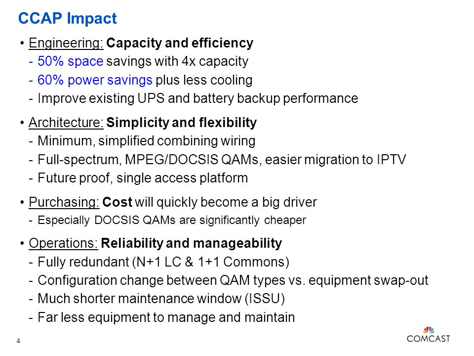 CCAP Impact Engineering: Capacity and efficiency