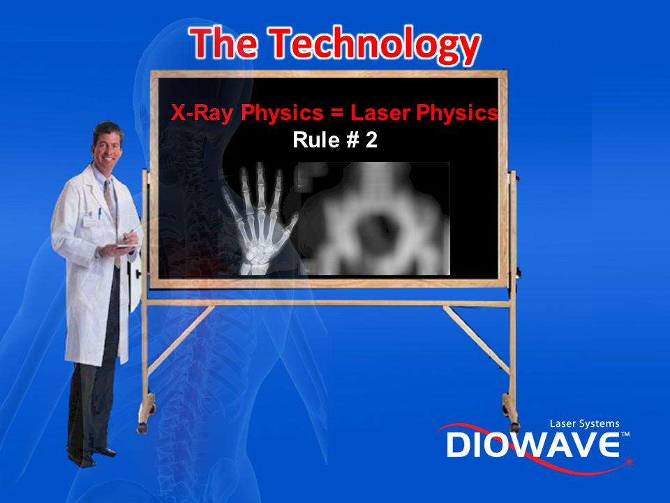 X-Ray Physics = Laser Physics Rule # 2