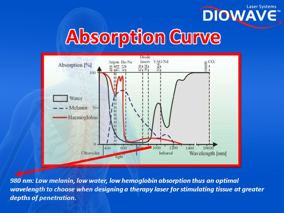 Absorption Curve