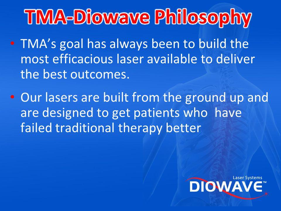 TMA-Diowave Philosophy