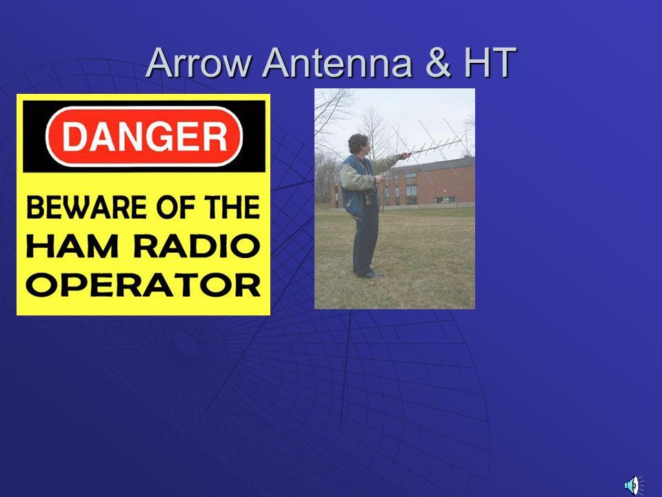 Arrow Antenna & HT