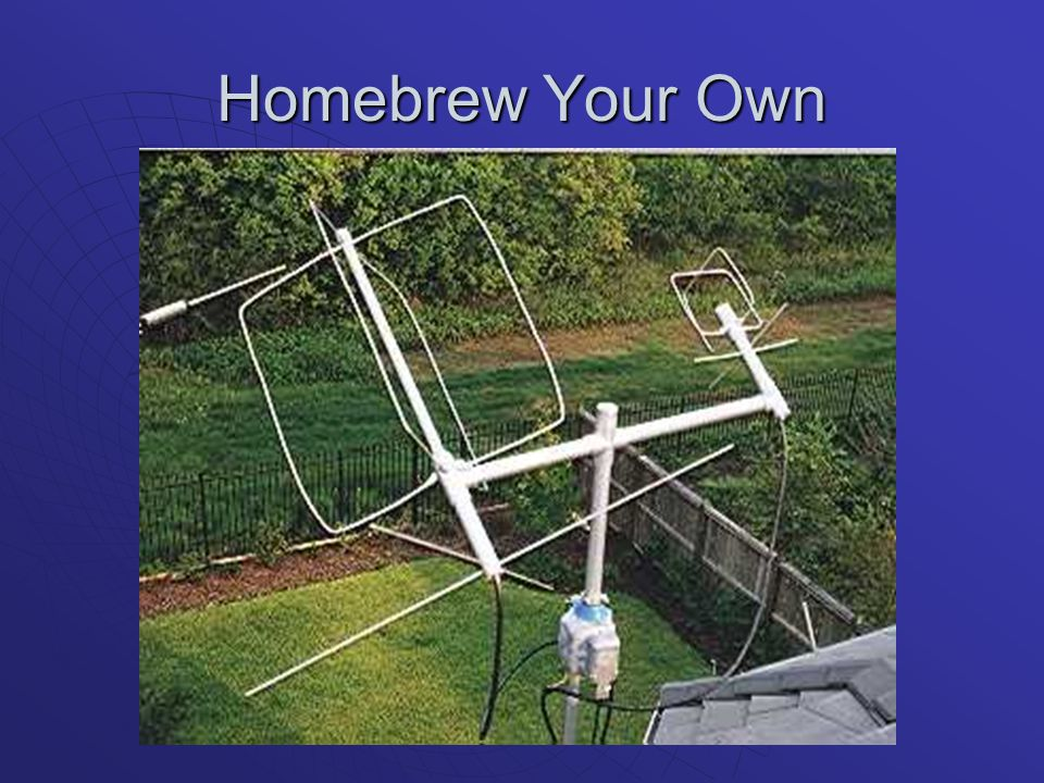 Homebrew Your Own