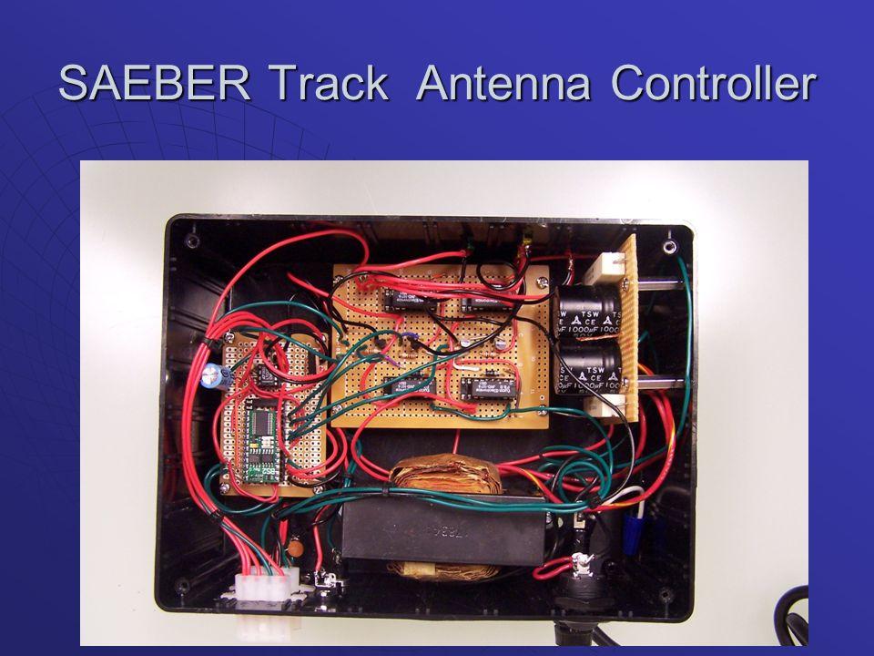 SAEBER Track Antenna Controller