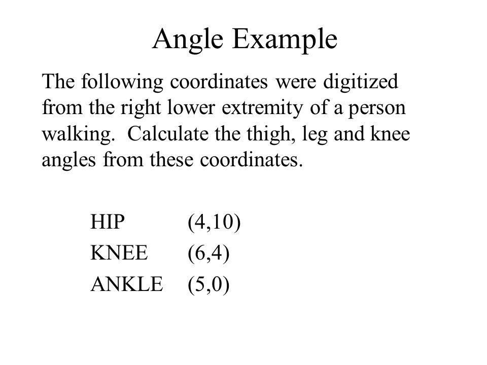 Angle Example
