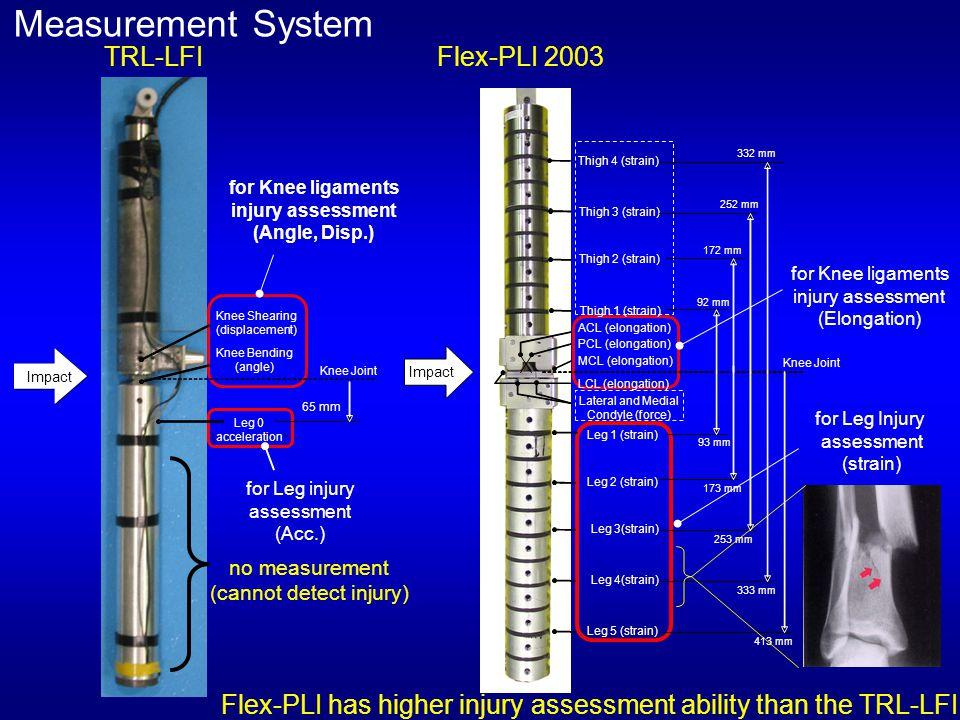 Measurement System TRL-LFI Flex-PLI 2003