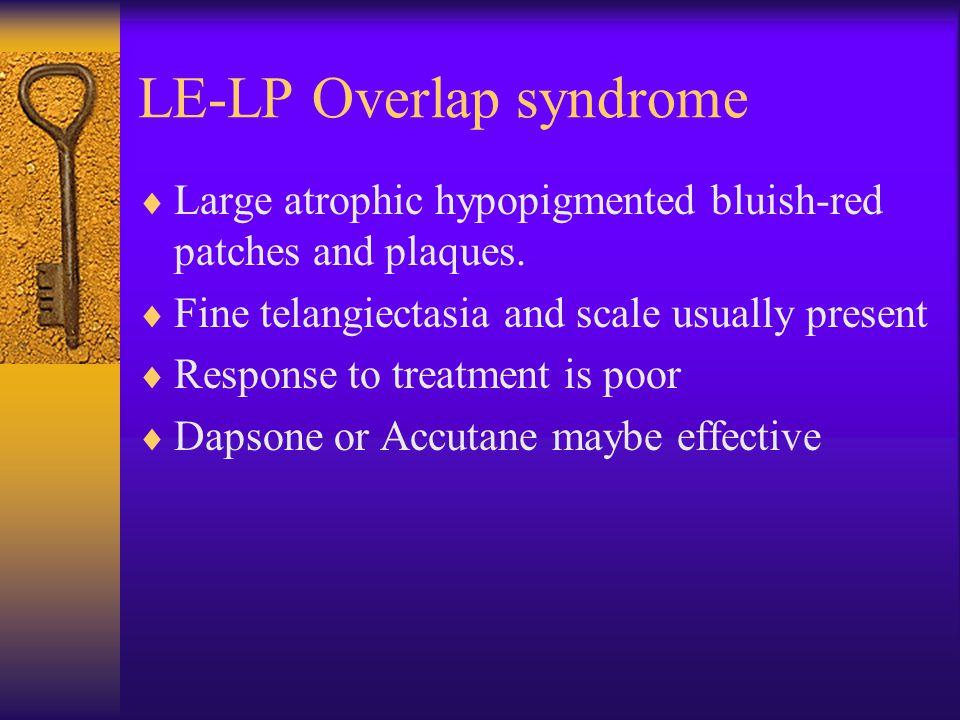LE-LP Overlap syndrome
