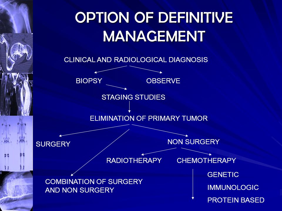 OPTION OF DEFINITIVE MANAGEMENT